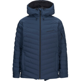 Peak Performance Frost Ski Jakke Herrer, decent blue